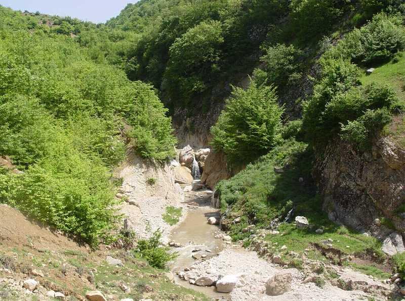 جاذبه های گردشگری استان گرگان,جاذبه های گردشگری گرگان,غار اریبی گالیکش