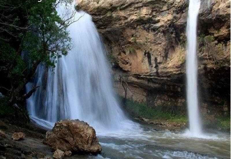 آبشار سرکانه,آبشار سرکانه خرم آباد,آبشار سرکانه در استان لرستان