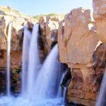 آبشار روستای سرکانه لرستان
