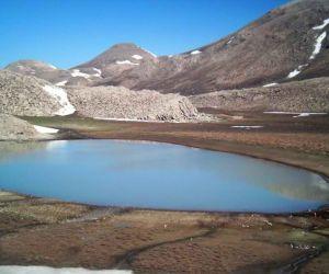جاذبه های گردشگری شیراز,جاذبه های گردشگری فارس,دریاچه هفت برم شیراز