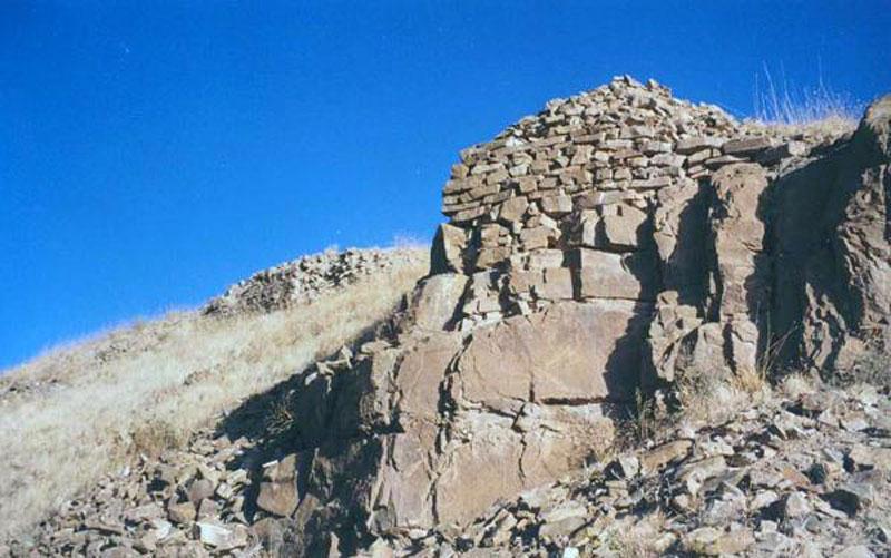 تاریخچه قلعه حسن آباد سنندج,جاذبه های گردشگری سنندج,حسن آباد سنندج