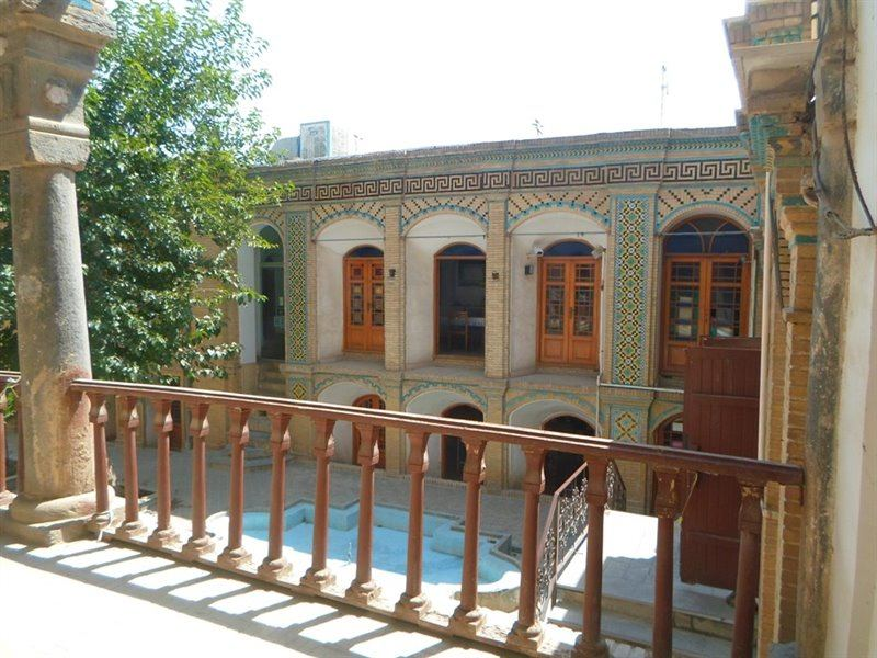 بازار اراک,جاذبه های گردشگری اراک,خانه تاریخی حسن پور