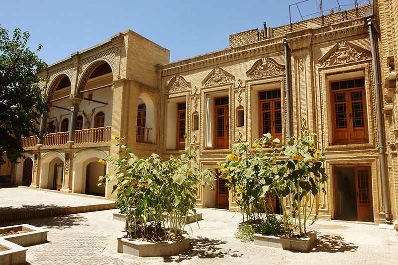 عکس خانه حسن پور اراک