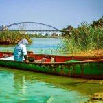 رود کارون خوزستان