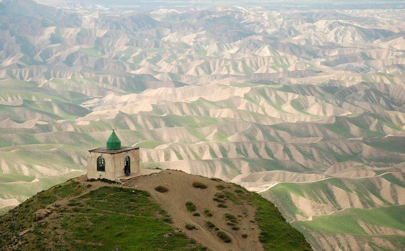 قبرستان خالد نبی گرگان,قبرستان خالد نبی گلستان,گورستان خالد نبی
