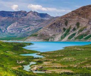 جاذبه های گردشگری نازندران,درياچه سد لار,دریاچه سد لار