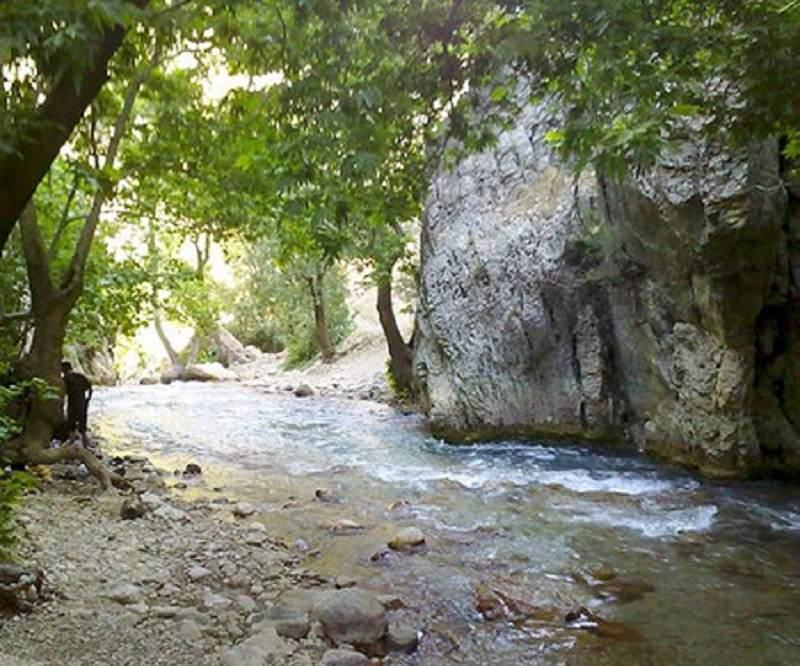 روستای مزدک در یاسوج,روستای مزدک یاسوج,روستای مزرک دارتا