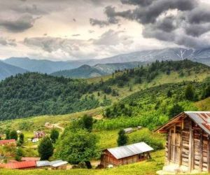 جاذبه های گردشگری,روستاي اولسبلنگاه,روستای اولسبلنگاه