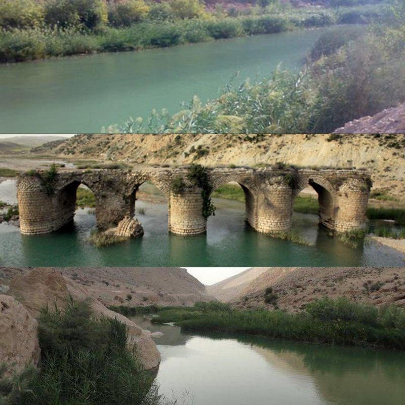 رودخانه قره آغاج,رودخانه قره آغاج فارس,رودخانه ی قره آغاج