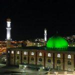 جاذبه هاي گردشگري سنندج,جاذبه های گردشگری سنندج,عکس مسجد قبا سنندج