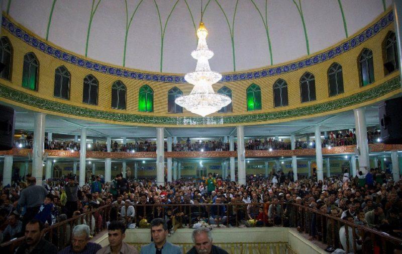 مسجد جامع قبا سنندج,مسجد قبا,مسجد قبا بهاران سنندج