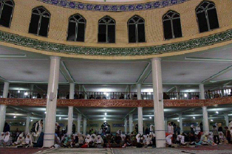 مسجد قبا در سنندج,مسجد قبای بهاران سنندج,مسجد قبای سنندج