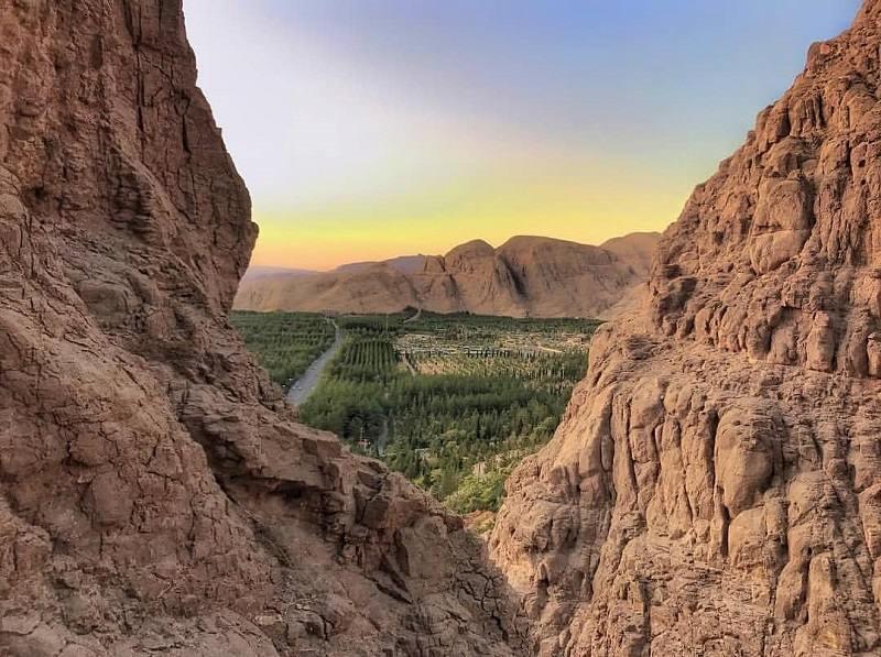 کوه شیوشگان,کوه صاحب الزمان کرمان