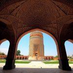 بقعه شیخ حیدر مشکین شهر