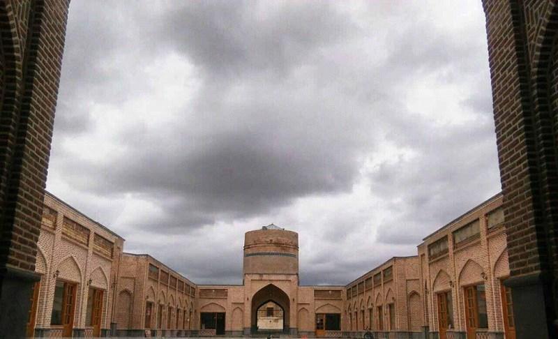 عکس بقعه شیخ حیدر,مقبره شیخ حیدر در مشکین شهر,مقبره شیخ حیدر در مشگین شهر