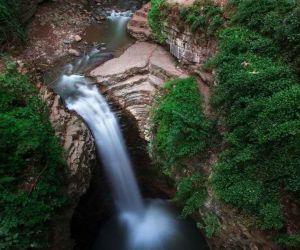 آبشار ویسادار,آبشار ویسادار در استان گیلان,آبشار ویسادار رضوانشهر