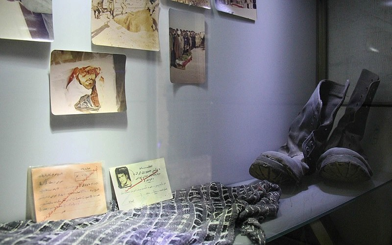 موزه جنگ,موزه جنگ در خرمشهر,موزه های جنگ ایران