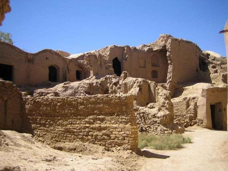 قلعه تاریخی اشکذر