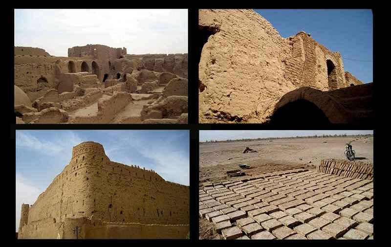 قلعه اشکذر در استان یزد,قلعه اشکذر در یزد,قلعه باستانی اشکذر
