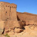 برج اشکذر,جاذبه های گردشگری یزد,قلعه اشکذر