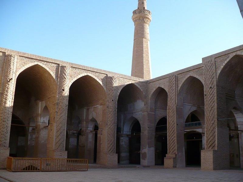 منبر مسجد جامع نایین