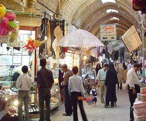 آدرس بازار ملایر,بازار بزرگ ملایر,بازار تاریخی ملایر