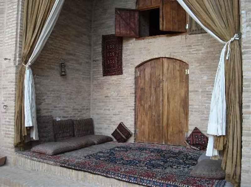 جاذبه هاي گردشگري استان يزد,جاذبه های گردشگری استان یزد,رباط زین الدین یزد
