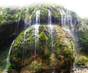 آبشار آسیاب خرابه در جلفا,آسیاب خرابه جلفا,جاذبه های طبیعی آذربایجان شرقی
