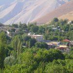 روستای چاران کرج