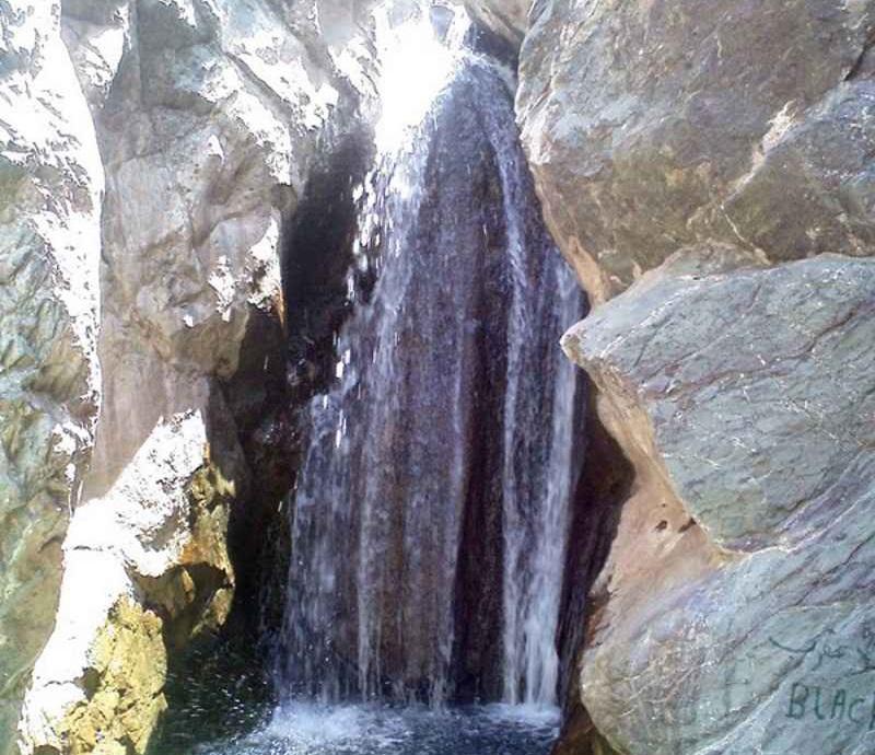 آبشارهای چهارده,آبشارهای چهارده بیرجند,آبشارهای چهارده خراسان جنوبی