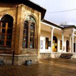 جاذبه هاي گردشگري استان ايلام,جاذبه های تاریخی ایلام,کاخ فلاحتی ایلام