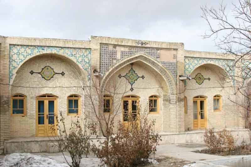 مسجد خانم,مسجد خانم در استان زنجان,مسجد خانم در زنجان