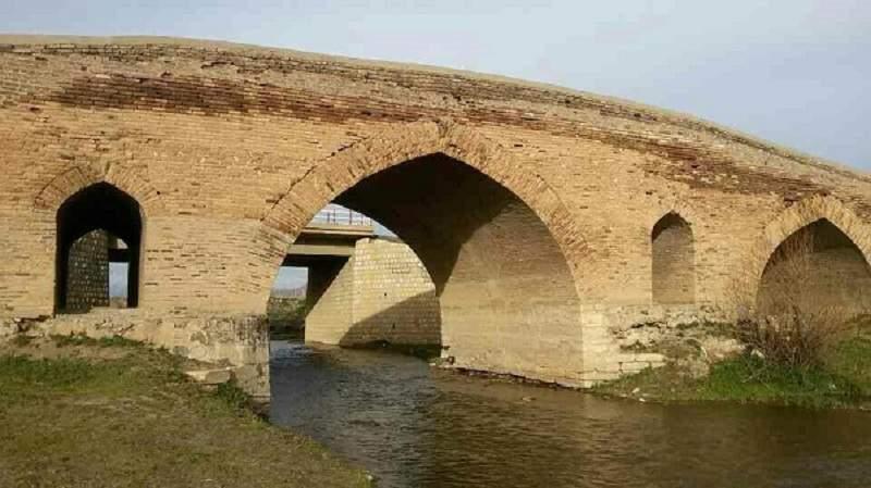 پل روستای کوریجان,پل کوریجان,پل کوریجان در همدان