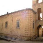 پلان کلیسای مارگیورکیس ارومیه,روستای گلپاشین,قدمت کلیسای مارگیورکیس