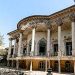 ادرس عمارت مستوفی الممالک,پلان عمارت مستوفی الممالک,جاذبه های گردشگری تهران