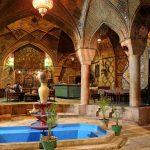 پلان حمام نوبر تبریز,تاریخچه حمام نوبر تبریز,جاهای دیدنی تبریز