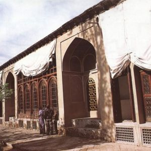آدرس خانه قزوینی ها اصفهان,پلان خانه قزوینی ها اصفهان,جاذبه های گردشگری استان اصفهان