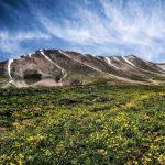 ارتفاعات سهند آذربایجان شرقی