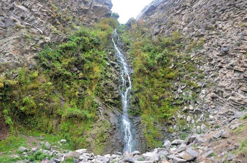 مسیر سردابه اردبیل