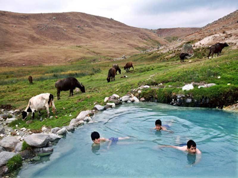 جاذبه های گردشگری اردبیل,جاهای دیدنی استان اردبیل,روستای سردابه اردبیل