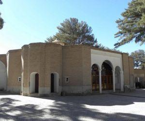 باغ شوکت آباد,باغ و عمارت شوکت آباد بیرجند,جاذبه های گردشگری بیرجند