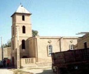 پلان معماری کلیسای ماریوحنه,جاهای دیدنی ارومیه,کلیساهای تاریخی ارومیه