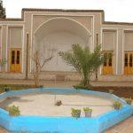 خانه ابوی زاهدان,خانه ابویی,خانه ابویی در استان سیستان، جاذبه های گردشگری استان سیستان و بلوچستان