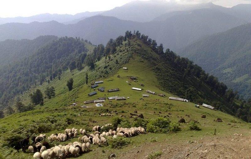 ییلاقات استان گیلان