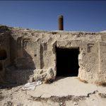 جاذبه های گردشگری استان بوشهر,گورستان باستانی خارک در استان بوشهر,گورستان باستانی در جزیره خارک