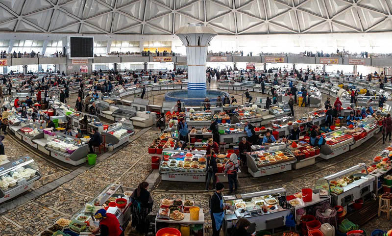 ارگ بخارا,بازار ایکا بخارا,بخارا ازبکستان