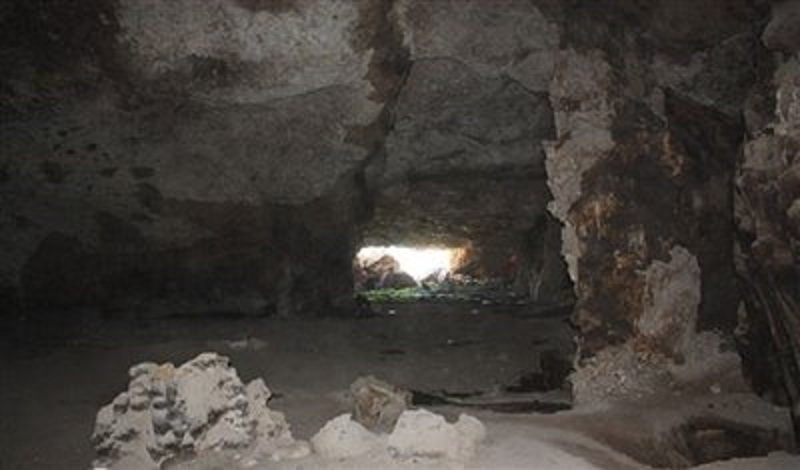 غار چهل ستون استان ایلام,غار چهل ستون در ایلام
