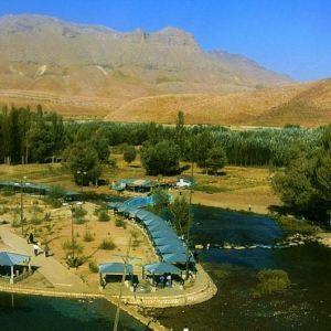 جاذبه های گردشگری استان چهارمحال و بختیاری,چشمه دیمه,چشمه دیمه چهارمحال و بختیاری