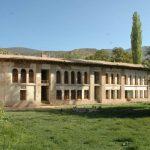 عمارت ابراهیم خان سمنان