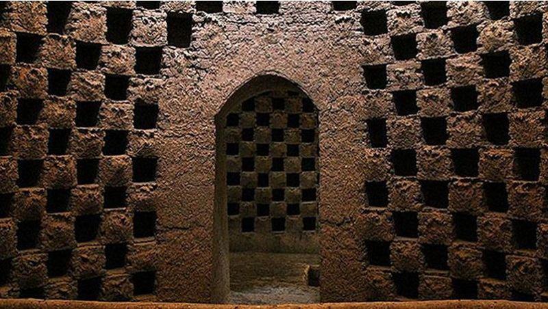 برج کبوترخانه مرداویج استان اصفهان,برج های کبوتر اصفهان,جاذبه های تاریخی اصفهان